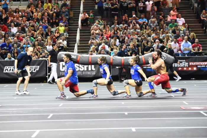 Photo courtesy of CrossFit. http://games.crossfit.com/gallery/crossfit-invitational-photos